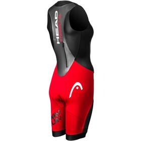 Head Swimrun MyBoost Combinaison SL Femme, black-silver-red